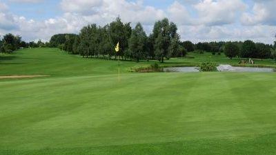 Golfplatz in Walldürn-Neusaß