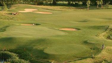 Golfplatz in Loipersdorf