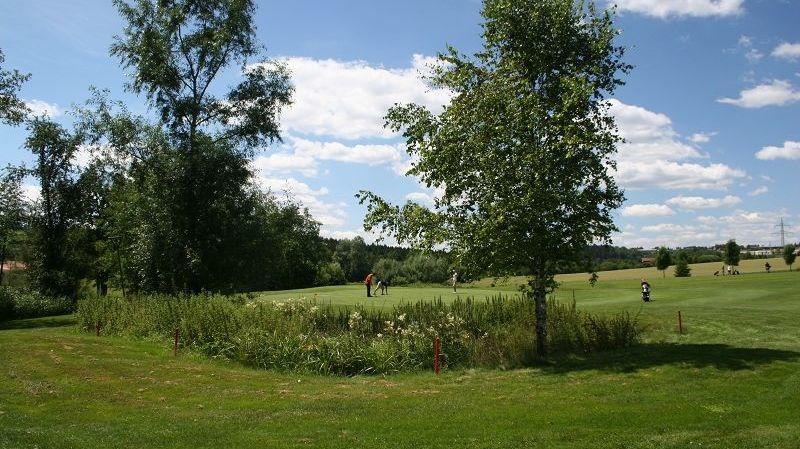 Golfplatz in Thyrnau-Passau