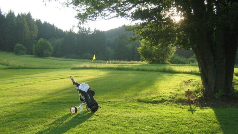 Golfplatz in Vielbrunn