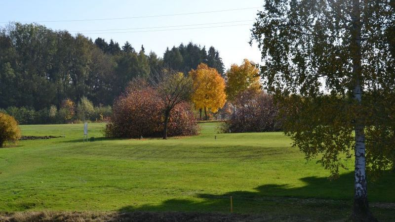 Golfplatz in Taufkirchen/Pram