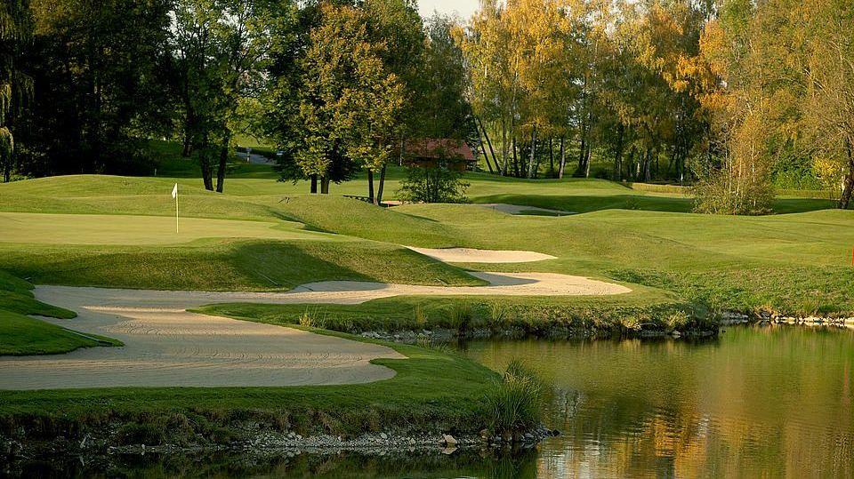 Golfplatz in Henndorf