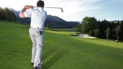 Golfplatz in Gai/Schardorf