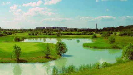 Golf Park Leipzig - Golfclub in Leipzig-Seehausen