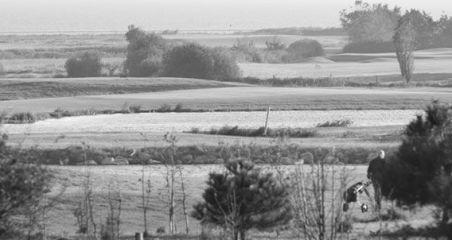 GC Morsum auf Sylt - Golfclub in Sylt-Morsum