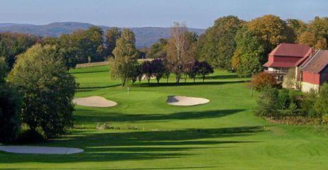 GC Schloss Braunfels - Golfclub in Braunfels/Lahn