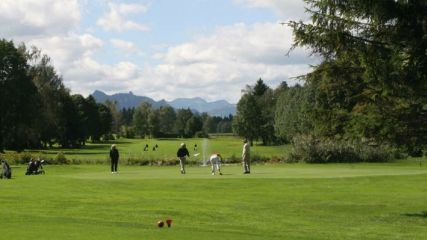 Chiemsee GC Prien - Golfclub in Prien-Bauernberg