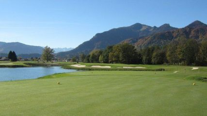 Golf Resort Achental - Golfclub in Grassau/Chiemgau