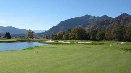 Golf Resort Achental - Golfclub in Grassau/Chiemgau