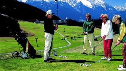 GC Bad Reichenhall - Golfclub in Bad Reichenhall-Marzoll