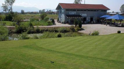 City Golf Rosenheim - Golfclub in Rosenheim-Happing