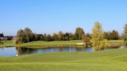 Golfplatz Salzburg-Eugendorf - Golfclub in Hallein-Rif