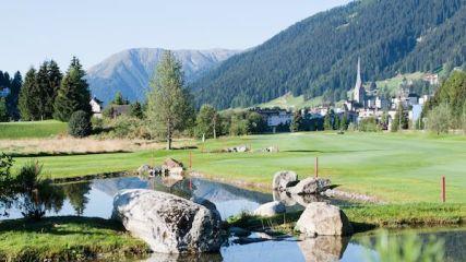 Golf Club Davos - Golfclub in Davos Dorf