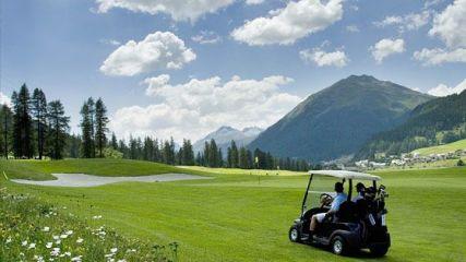 Golfanlage Zuoz-Madulain - Golfclub in Zuoz