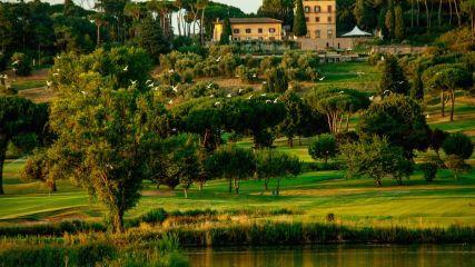 Country Club Castelgandolfo - Golfclub in Marino