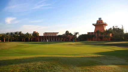 El Gouna Golf Club - Golfclub in H9 Building