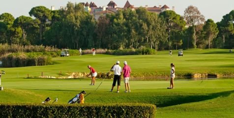 Antalya Golf Club - Golfclub in Kadriye/Serik/ ANTALYA