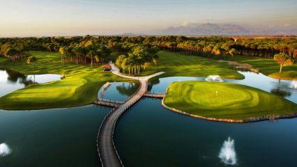 Sueno Golf Club - Golfclub in Antalya