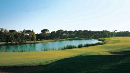 Cornelia Golf Club - Golfclub in Belek