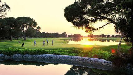 Gloria Golf Resort Belek - Golfclub in Antalya