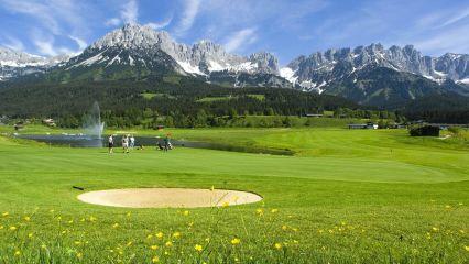 Golfclub Wilder Kaiser - Golfclub in Ellmau