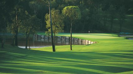 PGA Catalunya Resort - Golfclub in Caldes de Malavella. Girona