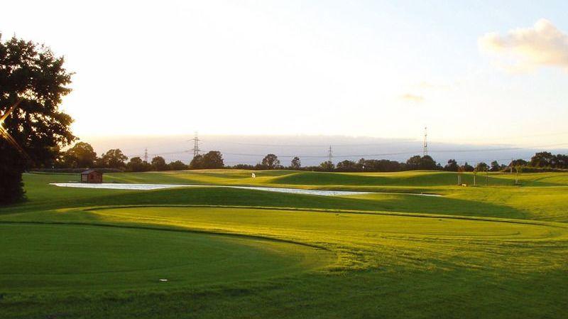 GolfRange Oststeinbek - Golfclub in Oststeinbek