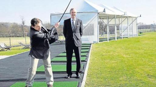 Maindrive TG Bornheim - Golfclub in Maintal-Bischofsheim