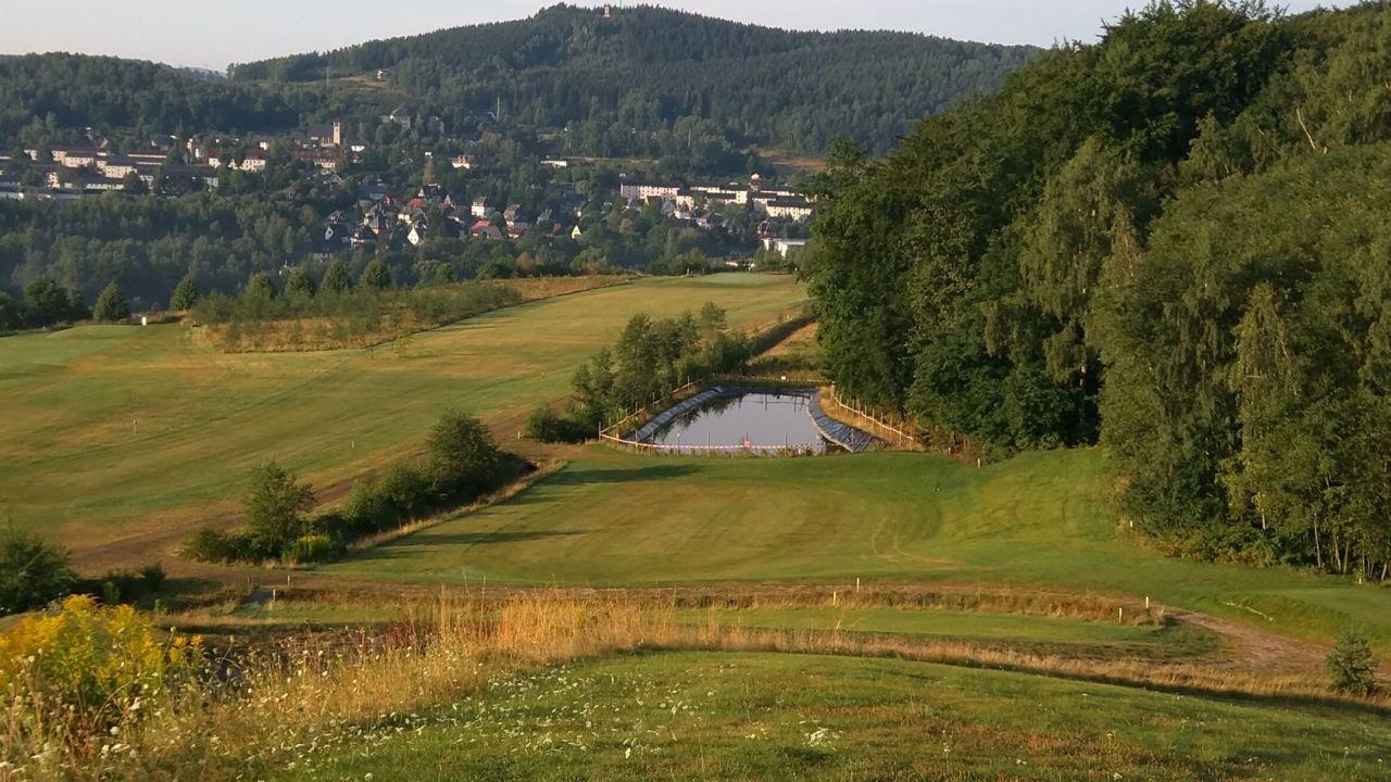 Golfpark Westerzgebirge - Golfclub in Bad Schlema