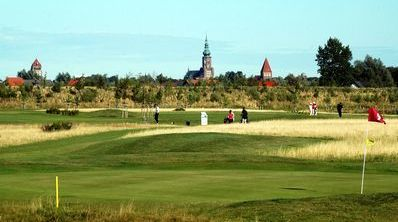 Hanseatischer GC Greifswald - Golfclub in Greifswald-Wackerow