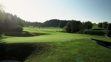 Quellness Golf Resort Bad Griesbach, Golfplatz Lederbach - Golfclub in Bad Griesbach