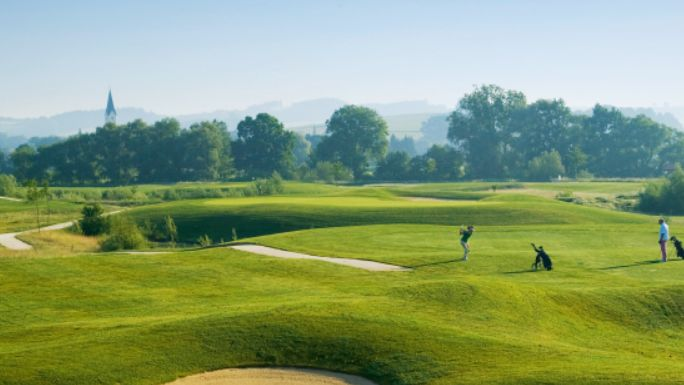 Golf Resort Bad Griesbach - Golfclub in Bad Griesbach-Therme