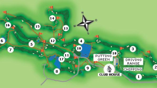 Golfclub Bad Elster - Bad Brambach - Golfclub in Bad Brambach