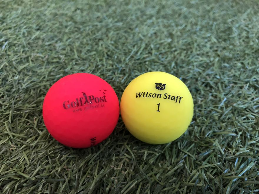 Wilson Staff im exklusiven Golf Post Design