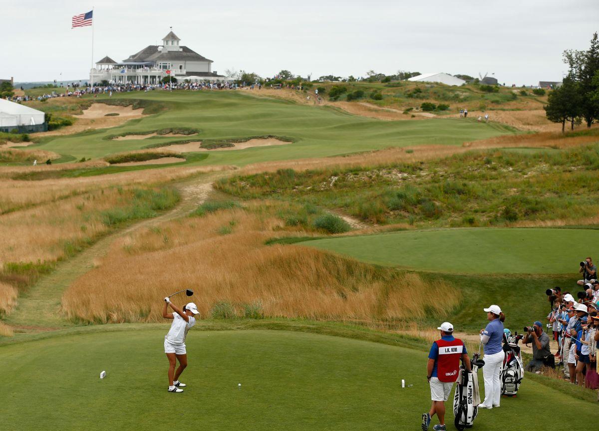 Der Sebonack Golfclub. (Foto: Getty)