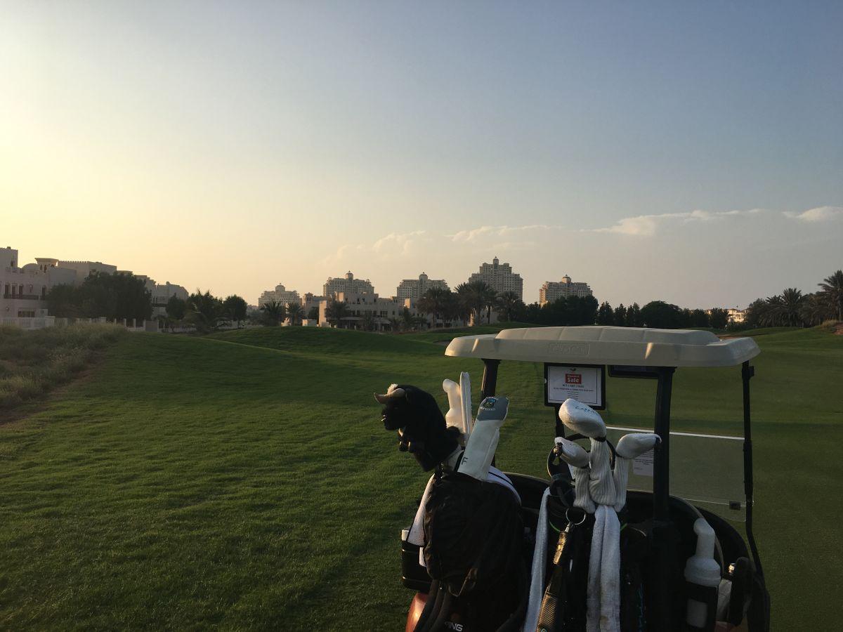 Der Al Hamra Golf Club bietet angenehmes Parkland Golf mit arabischem Flair. (Foto: Golf Post)