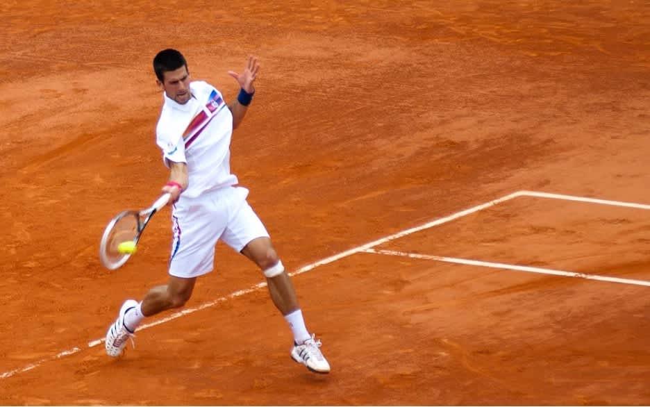 Forward Tennis