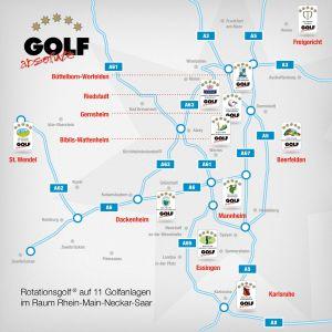 Das Eldorado für Golfer im Süden Deutschlands bietet GOLF absolute. Fragen Sie jetzt hier Ihre Mitgliedschaft an! (Foto: GOLF absolute)