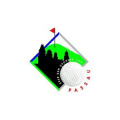Golfclub über den Dächern von Passau