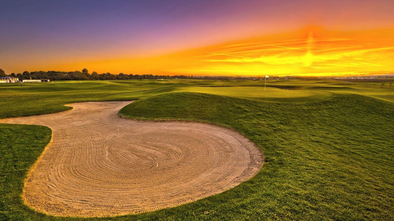 Golfplatz in Pulheim
