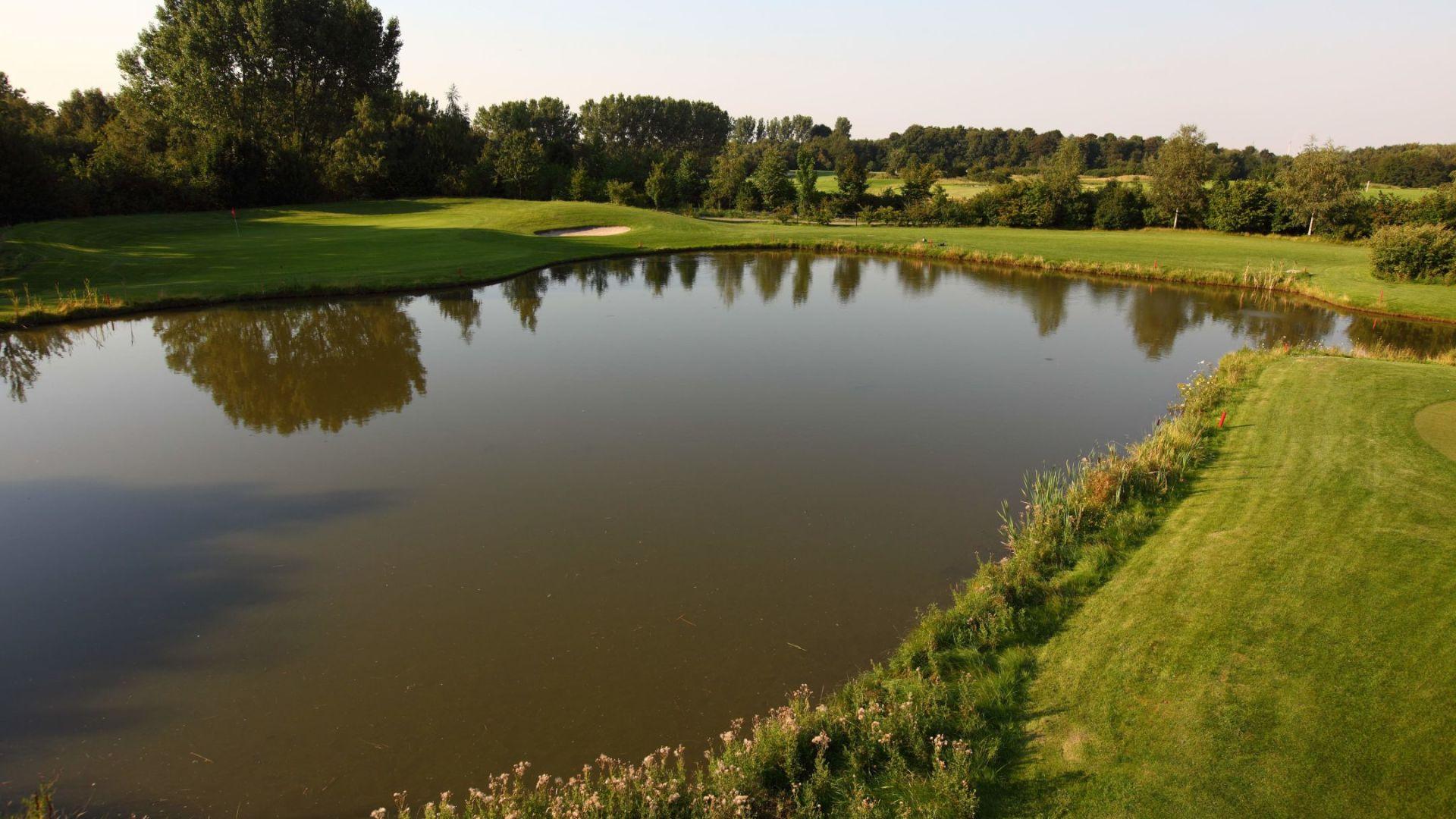Golfplatz in Oberhausen