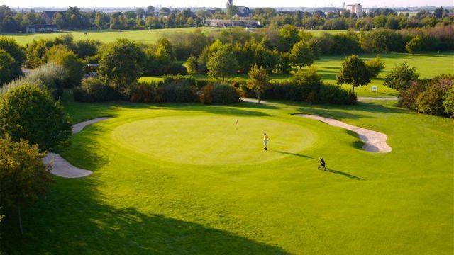Golfplatz in Niederkassel-Uckendorf