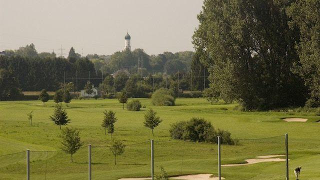 Golfplatz in Augsburg