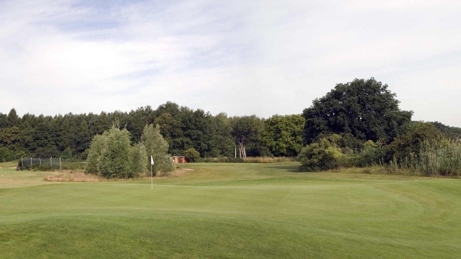 Golfplatz in Großbeeren/OT Neubeeren