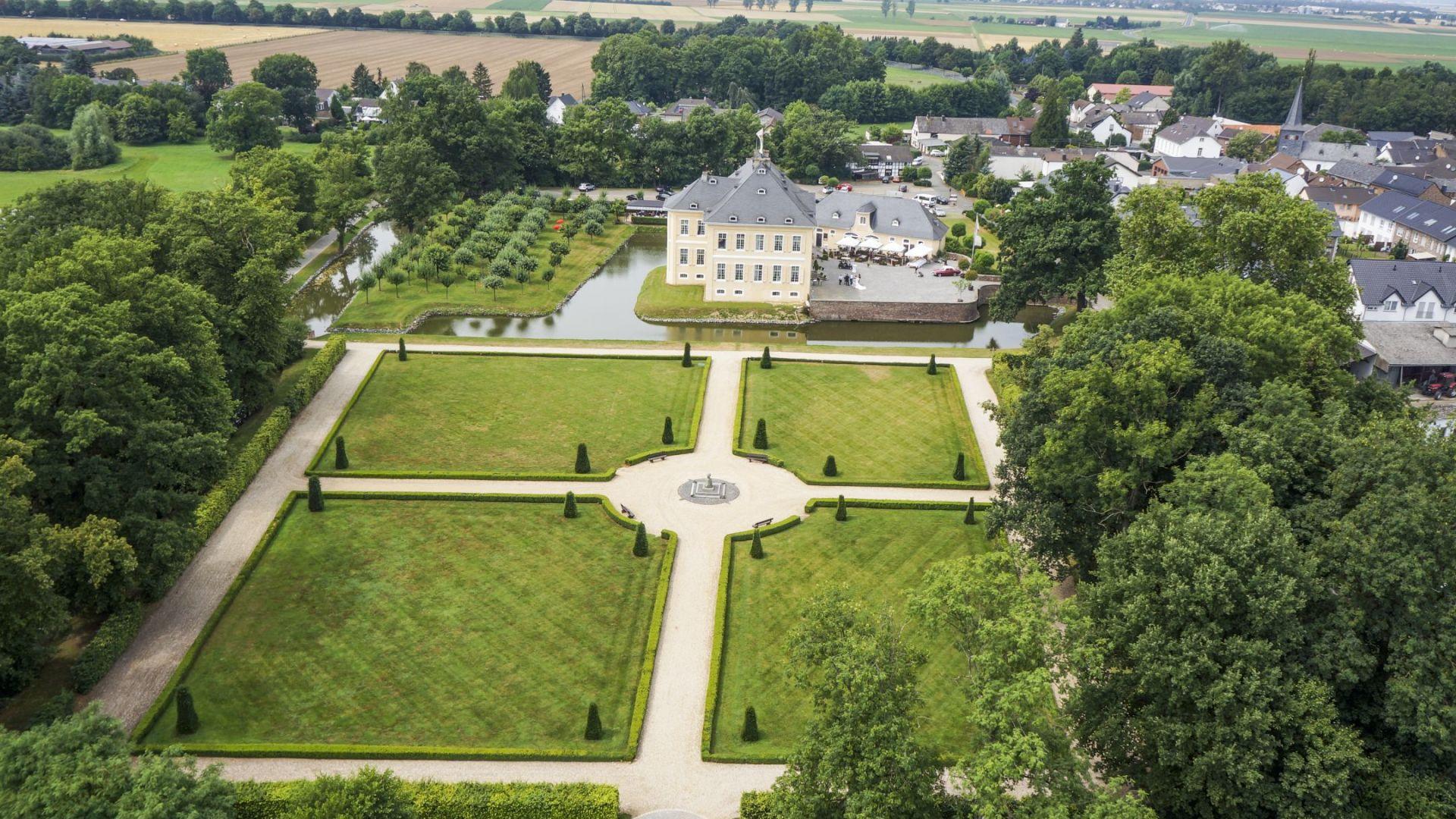 Golfplatz in Swisttal - Miel