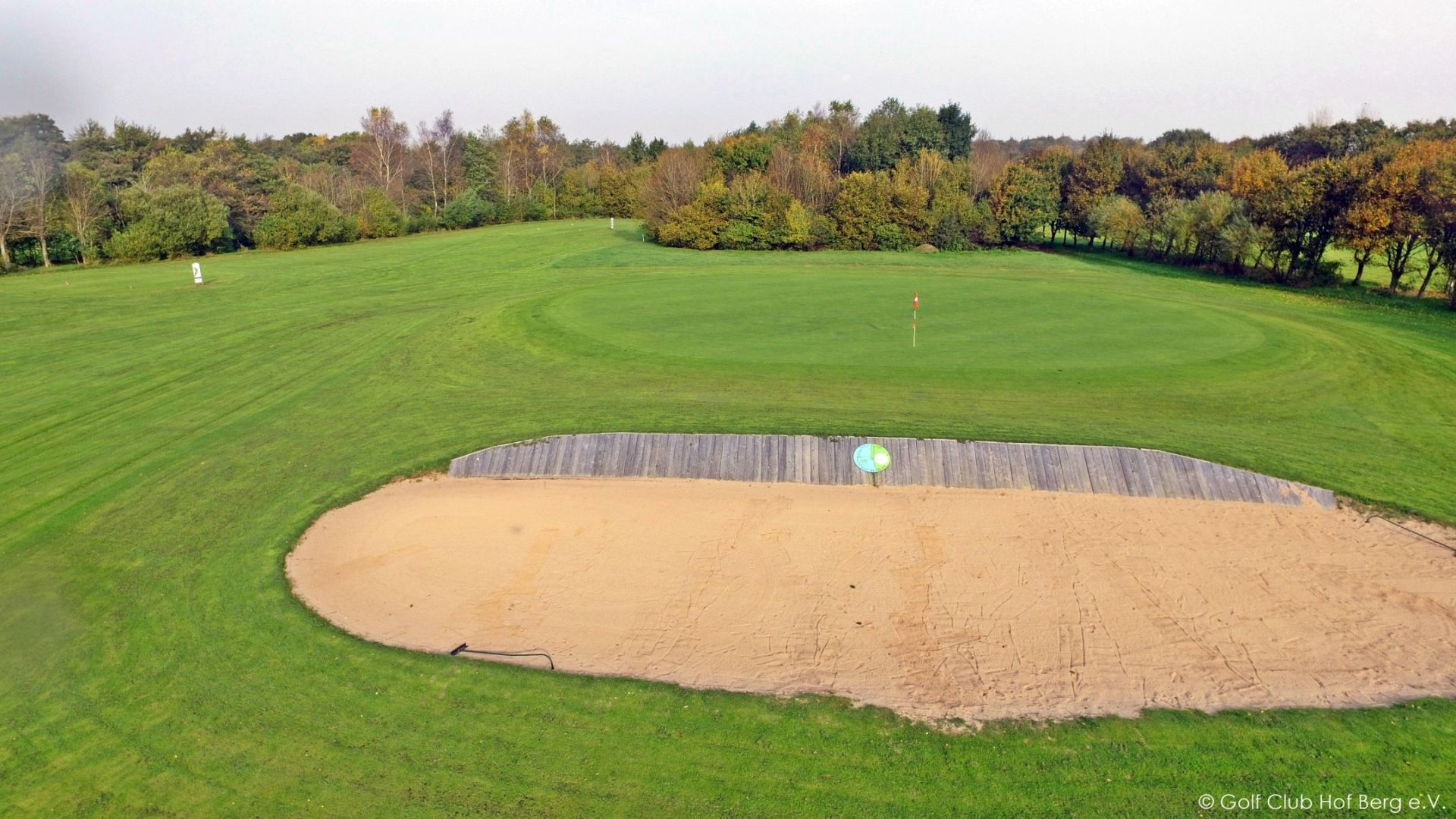 Golfplatz in Stadum