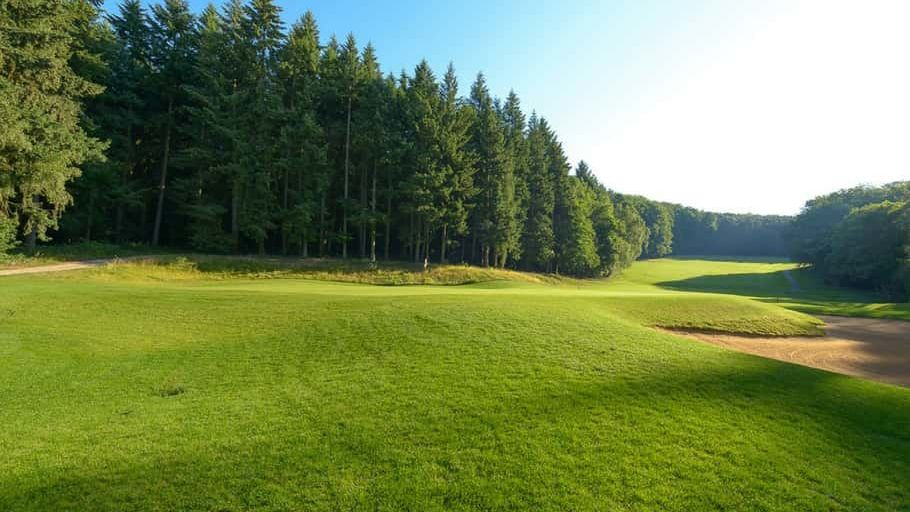 Golfplatz in Wiesbaden