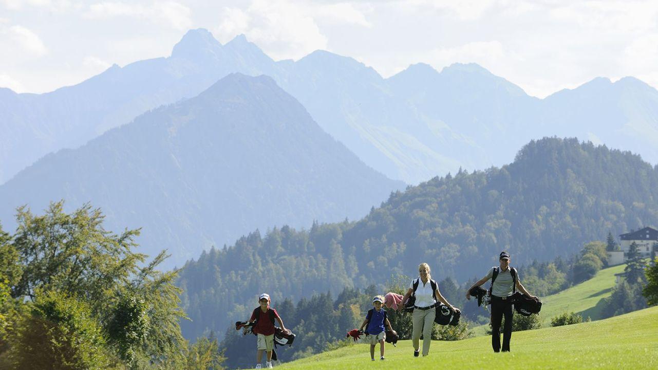Golf Resort Sonnenalp - Oberallgäu - Golfclub in Ofterschwang