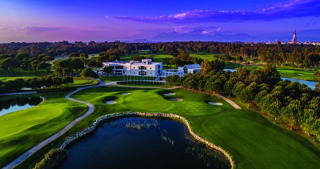 Der PGA National ist ohne Frage eine der Top-Adressen in Belek (Foto: PGA National Turkey)