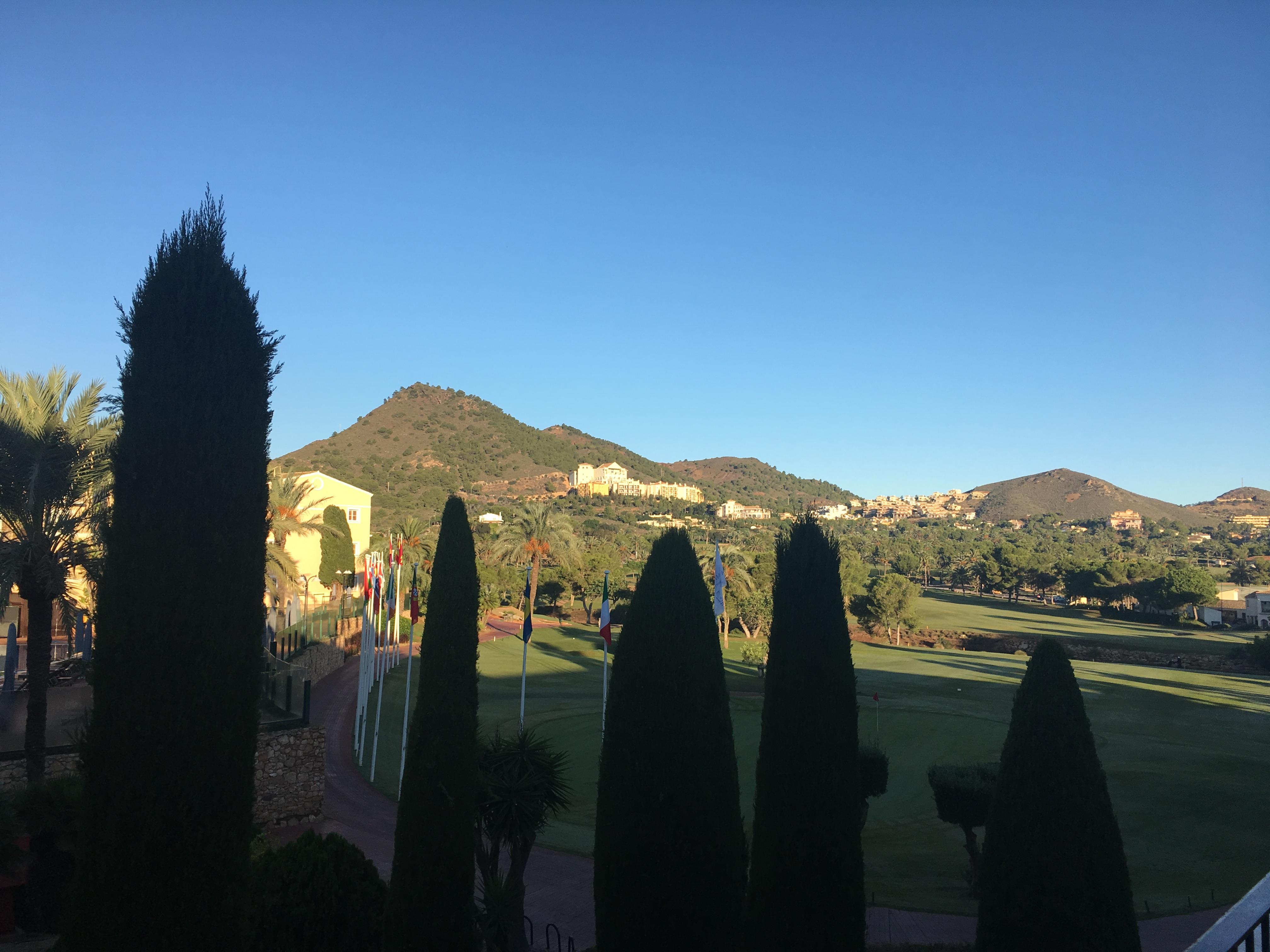 Im La Manga Resort warten drei spannende Golfplätze auf die Gäste. (Foto: Golf Post)